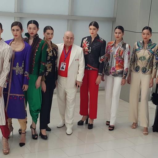 Вдъхновяващият Ahmet Özceyhan на сцената на Sofia Fashion Week AW 19/20